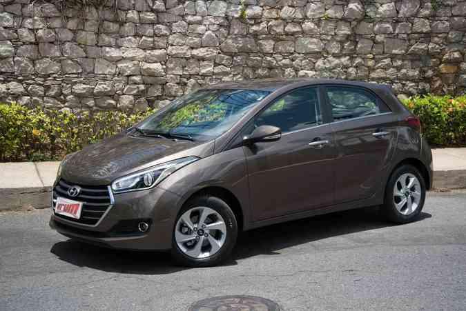 Hyundai HB20 Premium 1.6 2016Thiago Ventura/EM/D.A Press