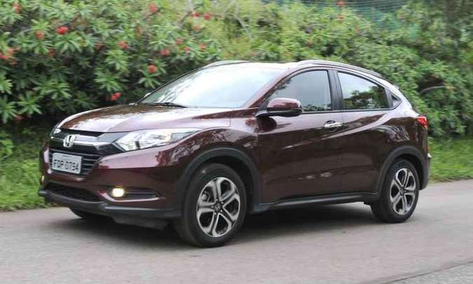 Honda HR-V(foto: Juarez Rodrigues/EM/D.A Press - 9/12/15)