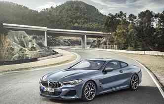Modelo será lançado primeiro na Europa. Foto: BMW / Divulgação