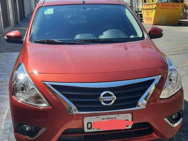 Nissan Versa Sv 1.6 16v Flexstart 4p Aut. 2020 R$ 73.500,00 MG VRUM