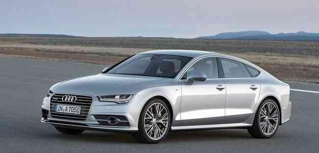 A7 pode ser equipado com o novo motor a gasolina V6 3.0 TDI ou a diesel 3.0 TDI  - Audi/divulgação
