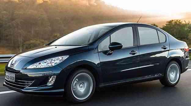 Convocados consumidores que possuam Peugeot 408 Allure produzidos entre abril e agosto de 2013  - Peugeot/Divulgação