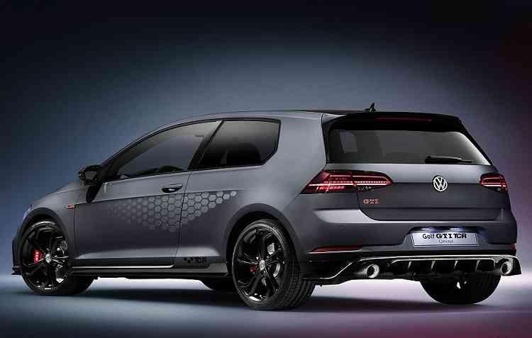 Sem o limitador, o GTI alcança os 264 km/h. Foto: Volkswagen / Divulgação -