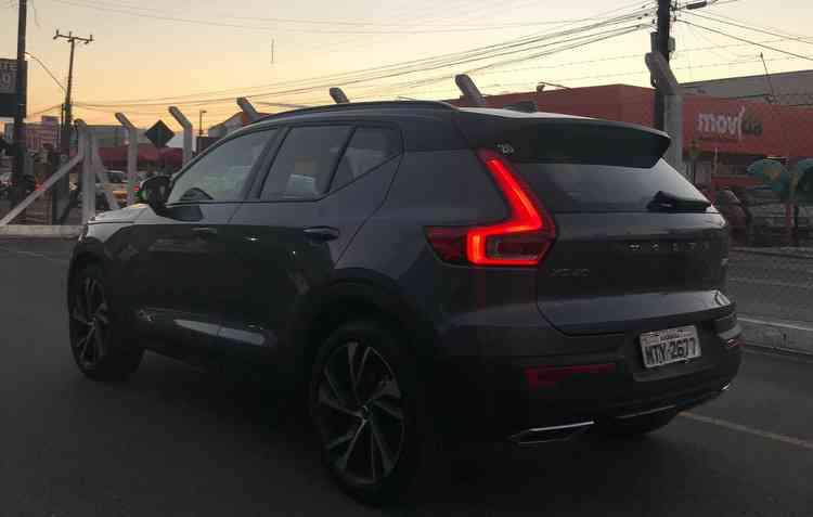 Volvo terá três novos carros no Brasil