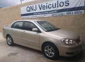Toyota Corolla XLI 1.6 16v 110cv Aut. em Brasília/Plano Piloto, DF valor de R$ 32.950,00 no Vrum