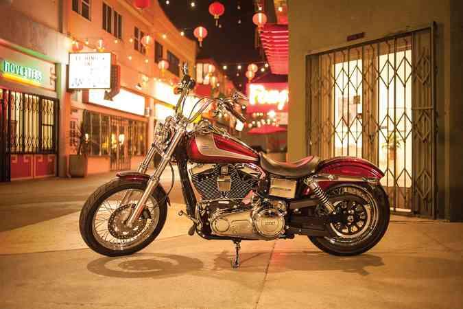Modelo fabricado em 2014(foto: Harley-Davidson/ Divulgação)
