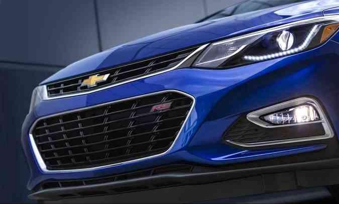2016 Chevrolet CruzeChevrolet/Divulgação