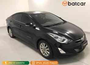 Hyundai Elantra Gls 2.0 16v Flex Aut. em Brasília/Plano Piloto, DF valor de R$ 54.000,00 no Vrum