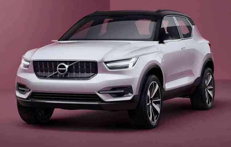 Não será dessa vez que o Volvo XC40 aparecerá em um Salão - Volvo/Divulgação