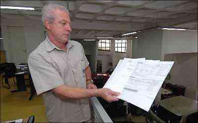 Marcelo Maria tem que arcar com prejuízo por pendências em veículos de sua agência - Beto Novaes/EM/D.A Press