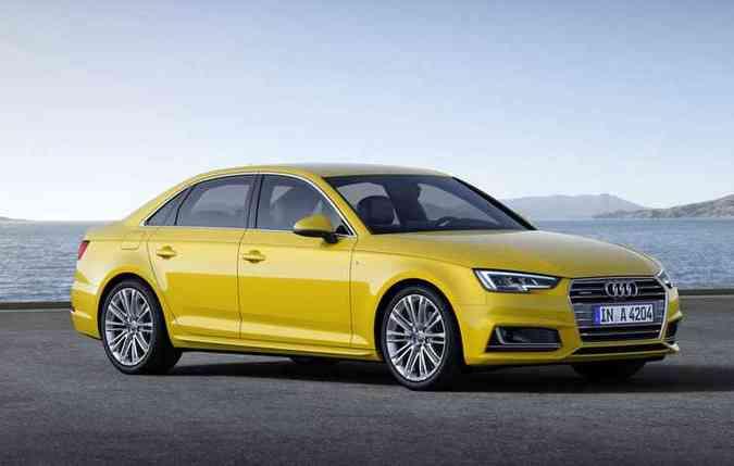 Mudanças visuais são discretas, mas deixaram o design mais refinado(foto: Audi/divulgação)