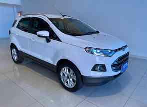 Ford Ecosport Titanium 2.0 16v Flex 5p em Brasília/Plano Piloto, DF valor de R$ 48.800,00 no Vrum