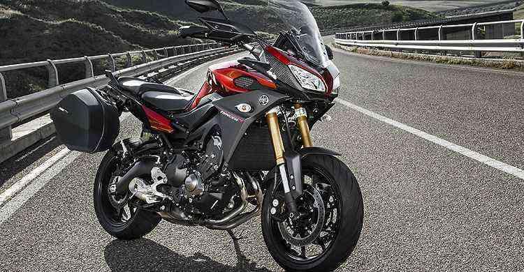 Com versatilidade para encarar estradas e cidades, além de dose de esportividade, o modelo tem motor de três cilindros em linha -  Yamaha/Divulgação