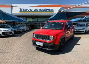 Jeep Renegade Sport 1.8 4x2 Flex 16v Aut. em Brasília/Plano Piloto, DF valor de R$ 56.900,00 no Vrum