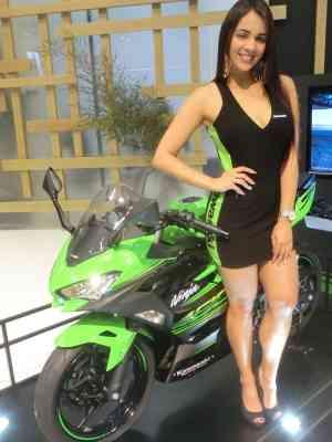 Kawasaki Ninja 400 - Téo Mascarenhas/EM/D.A Press