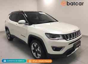 Jeep Compass Limited 2.0 4x2 Flex 16v Aut. em Brasília/Plano Piloto, DF valor de R$ 110.000,00 no Vrum