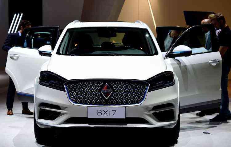 Novo BXi7 será produzido na Alemanha - Tobias Schwarz / AFP