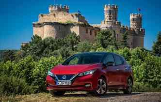 Resposta nas pistas ao acelerar é instantânea. Foto: Nissan / Divulgação