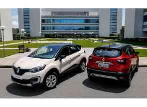 Renault Captur Intense 1.6 16v Flex 5p Aut. em Pouso Alegre, MG valor de R$ 87.990,00 no Vrum