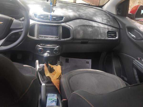 Chevrolet Onix Hatch Lt 1.0 8v Flexpower 5p Mec. 2013 R$ 31.000,00 MG VRUM