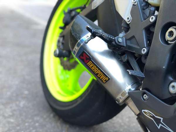 Kawasaki Ninja 1000 2014 R$ 40.000,00 MG VRUM