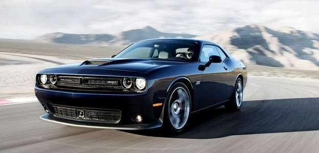 SRT é equipado com 392 HEMI V8 de 492 cv e torque de 65,6 kgfm - Dodge/Divulgação