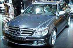 Mercedes-Benz Classe C Touring - Fotos: Eduardo Aquino/Especial para o EM