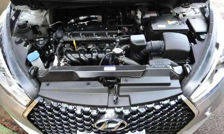 Motor 1.6 tem bom fôlego, e é ajudado pelo câmbio automático de seis marchas - Gladyston Rodrigues/EM/D.A Press