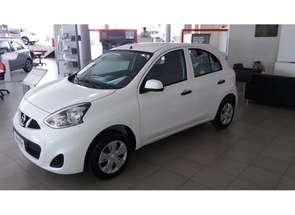 Nissan March S 1.0 12v Flex 5p em Sete Lagoas, MG valor de R$ 42.900,00 no Vrum