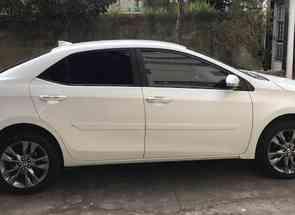 Toyota Corolla Xei 2.0 Flex 16v Aut. em Lagoa Santa, MG valor de R$ 109.900,00 no Vrum