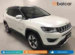 Jeep Compass Limited 2.0 4x2 Flex 16v Aut. em Brasília/Plano Piloto, DF valor de R$ 115.000,00 no Vrum