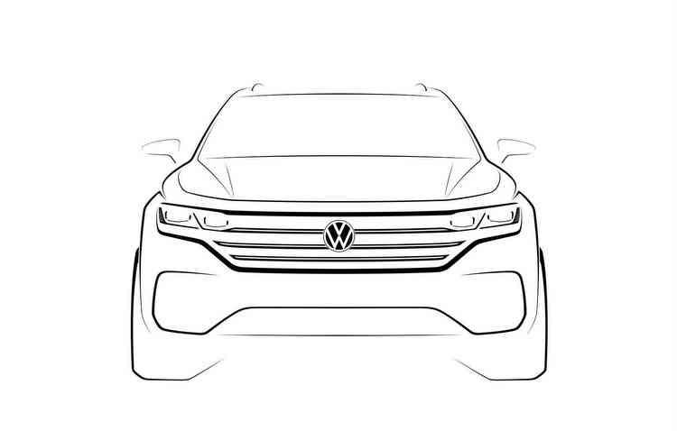 Mesmo com a segunda geração sendo comercializada por aqui, a novidade pode não vir para o Brasil. Foto: Volkswagen / Divulgação -
