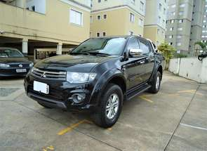 Mitsubishi L200 Triton Hpe 3.5 CD V6 24v Flex Aut. em Belo Horizonte, MG valor de R$ 95.000,00 no Vrum