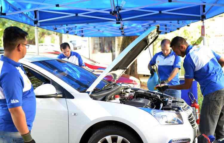 Hyundai oferece inspeção veicular gratuita neste sábado