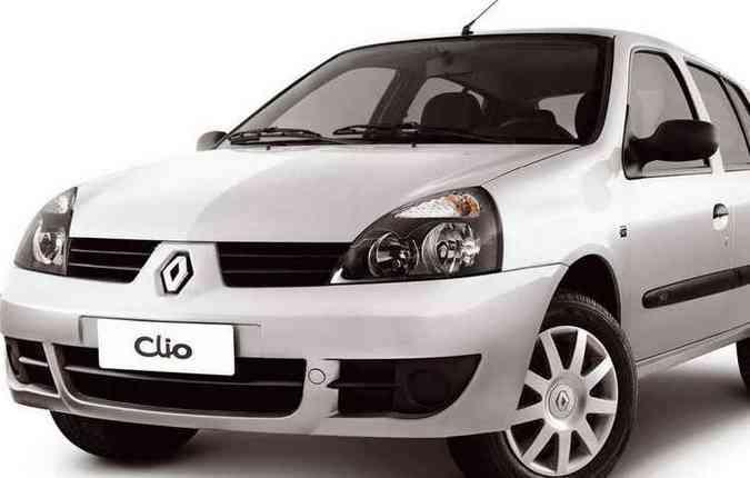 Modelo 2012 já teve o título de veículo mais econômico do Brasil e, até então, obteve nota A no Inmetro(foto: Renault/Divulgação)