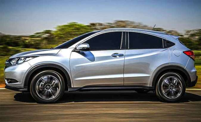 Em três meses de venda, o Honda HR-V conquista o mercado dos SUVs compactos(foto: :Caio Mattos/Honda/Divulgação)