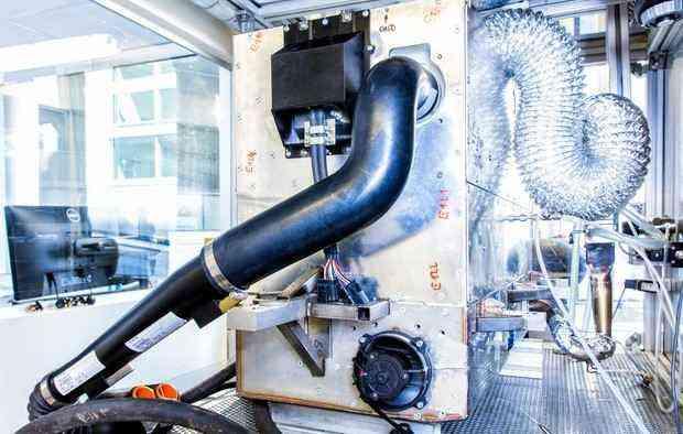 Tecnologia é inédita no mundo automobilístico - Nissan / Divulgação