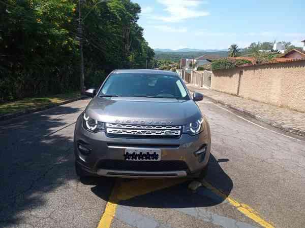 Land Rover Disc. Sp. Hse 2.0 Bi-tb 240cv Die. Aut. 2018 R$ 215.000,00 MG VRUM