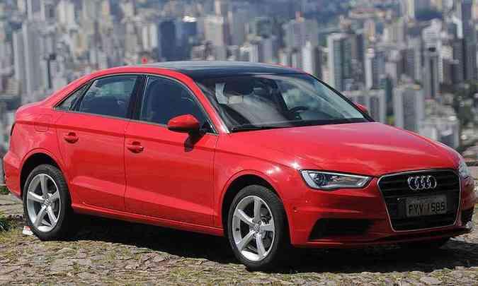 Audi A3(foto: Gladyston Rodrigues/EM/DA PRESS)