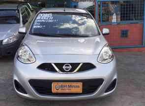 Nissan March S 1.0 12v Flex 5p em Contagem, MG valor de R$ 31.900,00 no Vrum