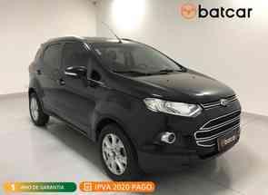Ford Ecosport Titanium 2.0 16v Flex 5p Aut. em Brasília/Plano Piloto, DF valor de R$ 42.000,00 no Vrum