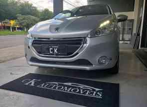 Peugeot 208 Griffe 1.6 Flex 16v 5p Mec. em Belo Horizonte, MG valor de R$ 40.900,00 no Vrum