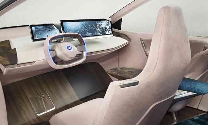 Conceito BMW Vision iNEXT(foto: BMW/Divulgação)