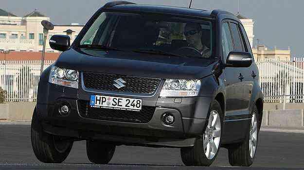 Suzuki Grand Vitara 'apagou' na BR-381 e deixou proprietário inseguro - Suzuki/Divulgação