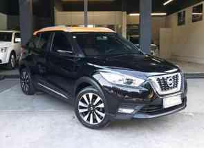 Nissan Kicks Sv 1.6 16v Flexstar 5p Aut. em Belo Horizonte, MG valor de R$ 85.990,00 no Vrum