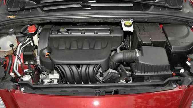 Motor 2.0 16V rende até 143 cv com gasolina e 151 cv com etanol