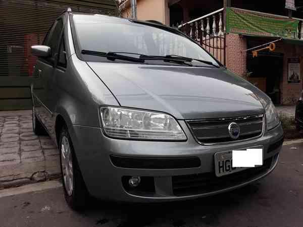 Fiat Idea Hlx 1.8 Mpi Flex 8v 5p 2007 R$ 20.900,00 MG VRUM