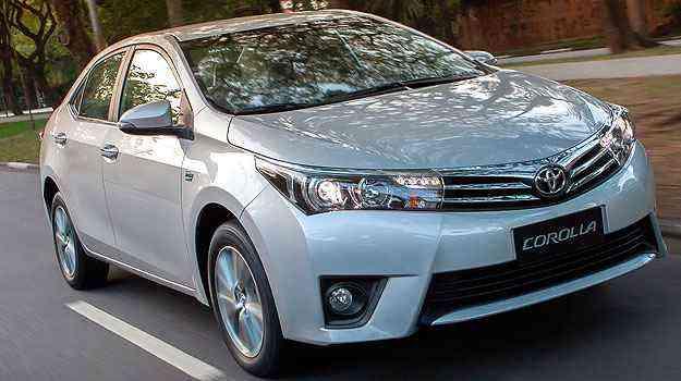 As melhorias foram significantes, tornando o Corolla um carro mais ágil e prazeroso de guiar - Toyota/Divulgação