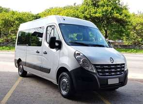 Renault Master 2.3 DCI Std Médio 16l Diesel em Belo Horizonte, MG valor de R$ 116.900,00 no Vrum