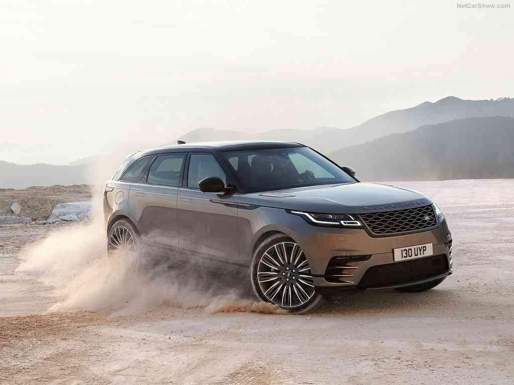 Range Rover Velar é um dos dez carros indicados  - Range Rover/ Divulgação
